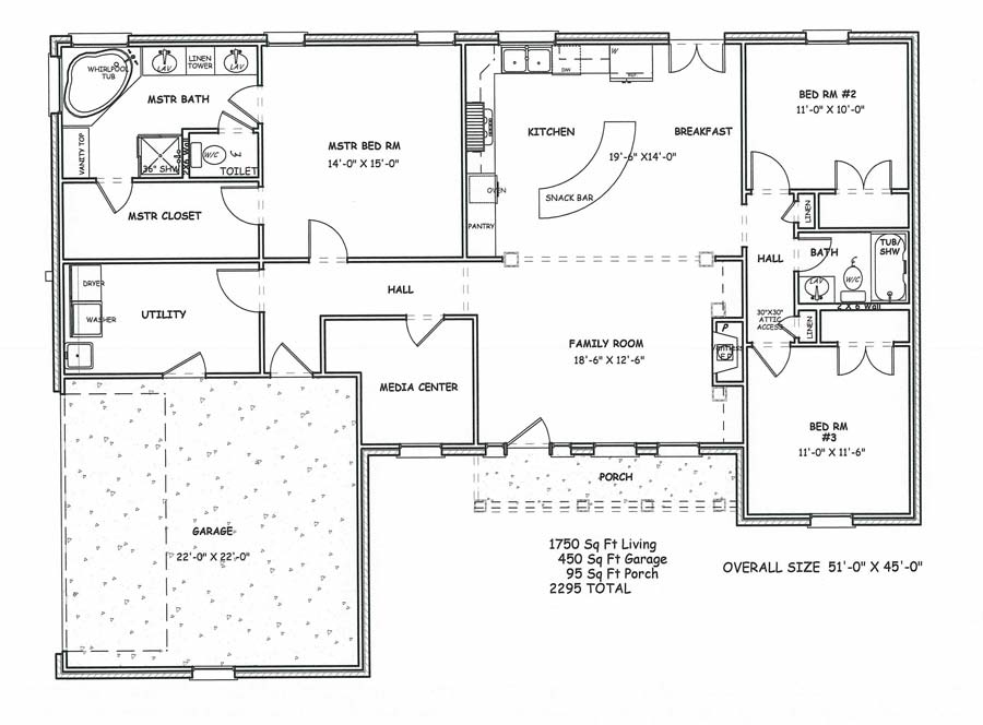 South american house plans