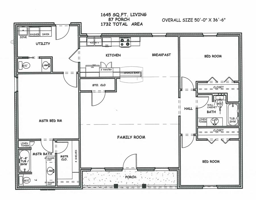 houses  floor plans  custom  quality home construction  American    home built by American South Builders Floor plan