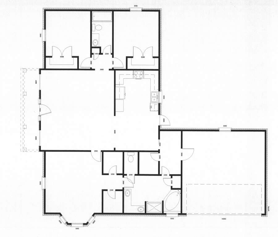 Houses and Floor Plans